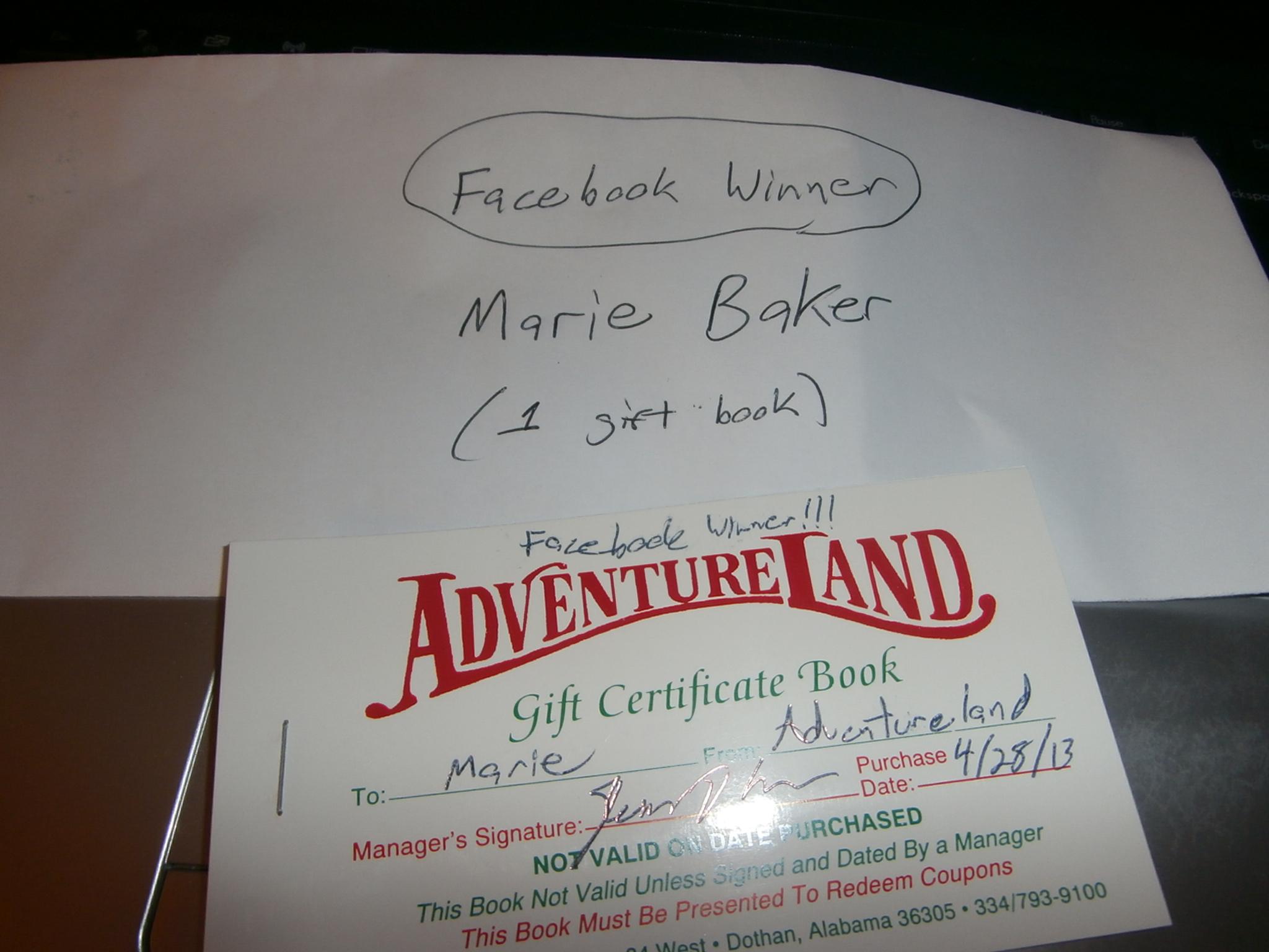 Adventureland park discount coupons